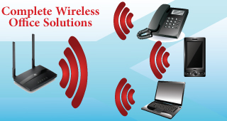 Complete Wireless Office Solution