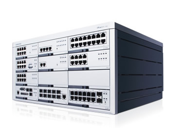 The OfficeServ 7400 IP-PBX