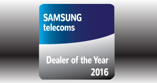 Samsung Platinum Dealer of the Year