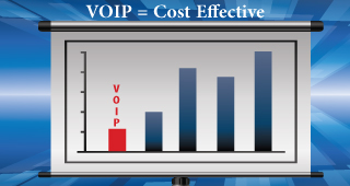VoIP is Cost Effective